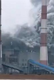 На Новочеркасской ГРЭС по время плановых работ произошла авария