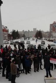 В городах России стало нечем дышать