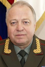 Генерал-полковник Виктор  Стригунов назначен первым заместителем директора  Росгвардии
