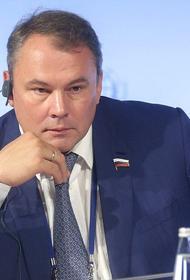 Петр Толстой избран заместителем председателя ПАСЕ