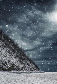 Бийск: из-за снежного шторма осложнено движение транспорта