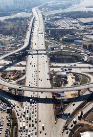 Москва вышла из топ-5 х городов мира с наиболее загруженными дорогами