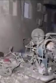 Минобороны опровергло бомбардировку в Идлибе