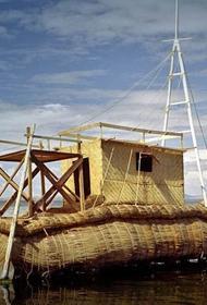 Папирусные лодки и мебель из тростника: самые экзотические ремесла в мире