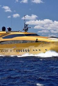 ТОП-5. Самые дорогие яхты