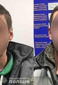 В Киеве задержали расклейщиков пророссийской рекламы