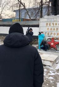 В Кусе восстановят военный мемориал