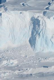 Ученые установили причину таяния «ледника судного дня»