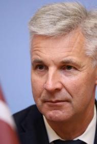 Министр обороны Латвии: Наши отношения с Данией могут стать чувствительными