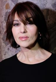 55-летнюю Монику Беллуччи едва узнали на новом снимке