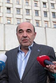 Депутат Рады Рабинович  считает, что Зеленскому грозит свержение  из-за закона о земле