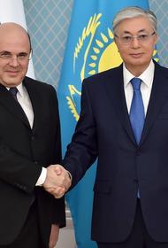 Президент Казахстана посетит Москву в День Победы