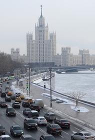 Москвичам пообещали зимние морозы на следующей неделе