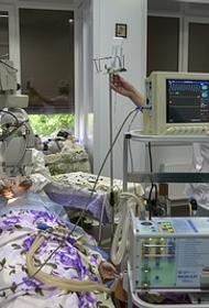 Учёные  изумлены изменениями  в легких больной коронавирусом женщины - жительницы Китая