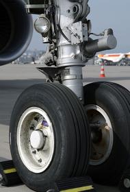 Очевидец предоставил подробности инцидента с шасси при посадке самолета в Томске