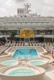 У десяти человек на круизном лайнере в Гонконге подтвердили коронавирус