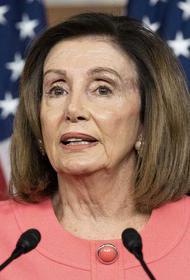 Вице-президент США: Пелоси опозорила церемонию в Конгрессе, порвав речь Трампа