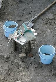 В Великобритании  при  строительстве домов в городе Милтон-Кейнс обнаружены скелеты со связанными руками