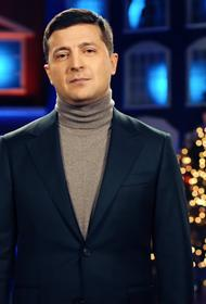 У президента Украины не оплатили новогоднее обращение