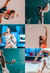 Видео, как Александра Солдатова рассказывает, что  с ней произошло, опубликовала ее тренер