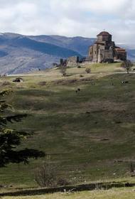 В келье грузинского монастыря нашли труп россиянина