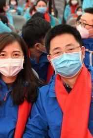 Китайский коронавирус убивает людей только одной расы?