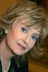 Регина Дубовицкая назвала размер своей пенсии:
