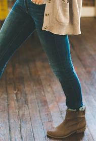 Узкие джинсы - причина целлюлита