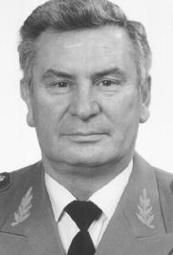 Генерал-майор милиции в отставке Валентин Бурлаченко ушел из жизни на 73-м году