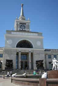 Волгоградские железнодорожники провели профориентационную экскурсию
