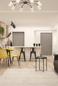 Россияне стали предпочитать квартиры-студии