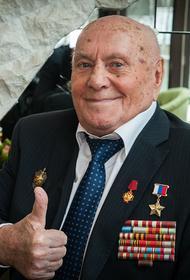 Умер легендарный разведчик Алексей Ботян, руководивший операцией по спасению Кракова в 1945