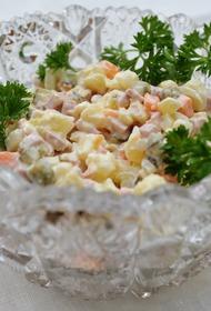 Стало известно, в какую сумму в Финляндии обойдется приготовление салата