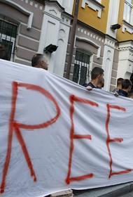 Киев показал в итальянском парламенте героический фильм про убийцу
