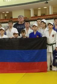 Юные дзюдоисты из ДНР в московской школе «Самбо-70»: как это было