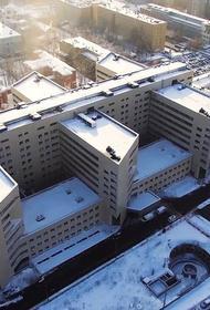 Главврач Боткинской больницы ушел в отставку после побега пациентов с подозрением на коронавирус