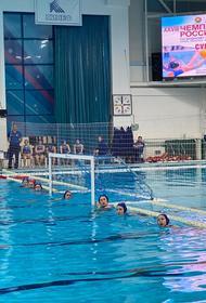 «Уралочка» с победы начала предпоследний этап Чемпионата России по водному поло