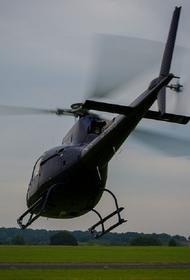 В Ярославской области вертолет при посадке задел ЛЭП, пилот госпитализирован