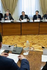 В ЗСК обсудили первостепенные вопросы развития Краснодара