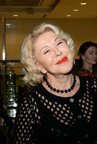Люба Успенская разочаровалась  в Ксении Собчак, назвав ее