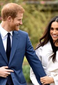 Принцу Гарри и Меган Маркл запретили использовать их бренд