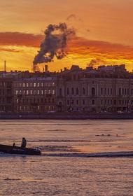 В Санкт-Петербурге из-за угрозы наводнения закроют затворы дамбы