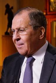 Лавров осадил журналисток из Грузии