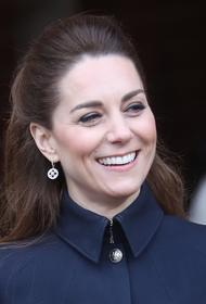 Герцогиня Кэтрин продемонстрировала идеальную фигуру в спортивном костюме
