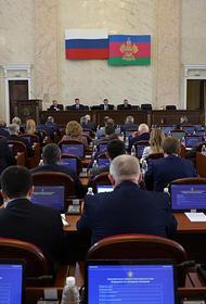 Депутаты-единороссы обсудили партийные планы
