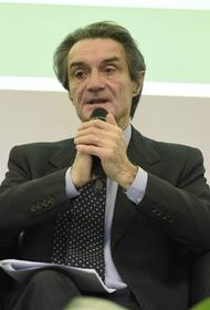 В Италии у помощницы  президента Ломбардии диагностирован коронавирус, Аттилио Фонтана ушел на карантин