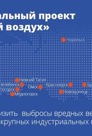 Экологические приоритеты в Красноярске