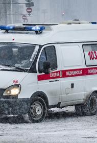 В Ульяновской области попал в ДТП автобус с детской футбольной командой