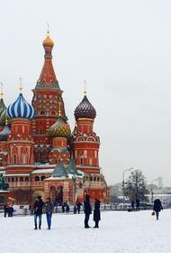 В Москве задержали иностранца из-за запуска коптера над Кремлем