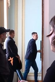 Порошенко отчитал журналистку, задавшую скандальный вопрос про сына